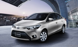 Toyota Vios 2017 All New
