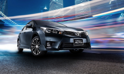Toyota Corolla Altis 2016 All New