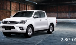 Toyota Hilux 2017 All New