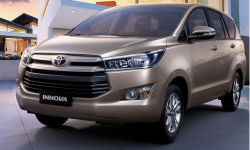 Toyota Innova 2016 All New