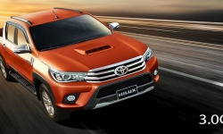 Toyota Hilux 2016 All New