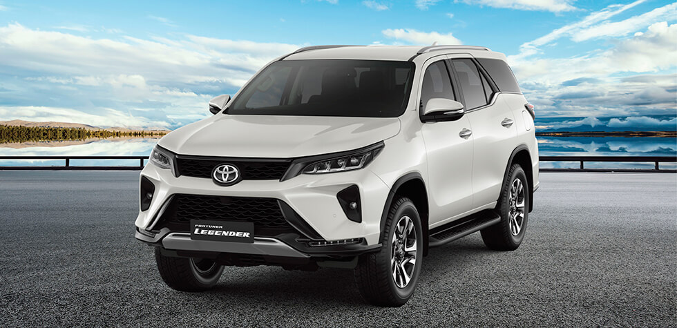 Fortuner Legender 2.4AT