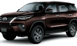 FORTUNER  - 2.4 (4x2) AT